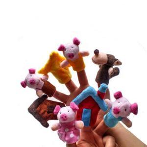 animaux-peluche-marionnette